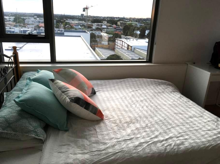 3 bedroom apartment city view park - Rosebery - Apartment