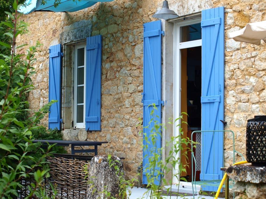 Accueillante maison en pierre - Payrac