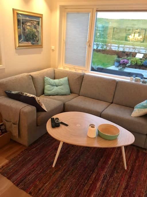 Nytt rekkehus i koselig boligfelt - Sandnes - Reihenhaus
