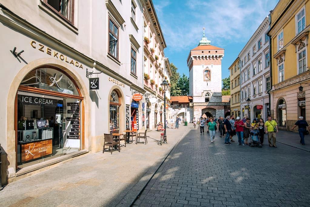 Florian's Gate | CityCenter | Main Square | 2 BD ♕ - Kraków - Apartemen