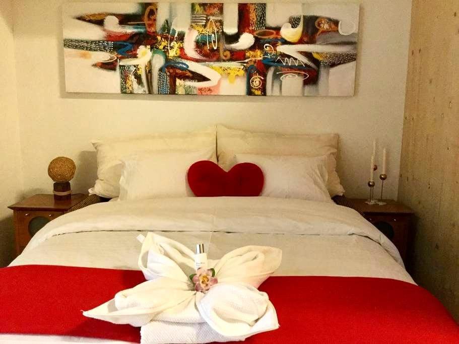 Relaxing Little Hotel with Sauna und Fittness - Wetzikon - Otros