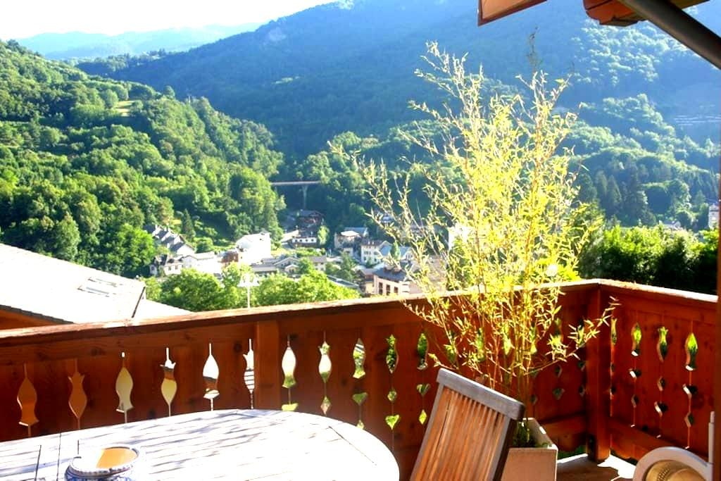 Single room in a pretty house - Brides-les-Bains - Hus