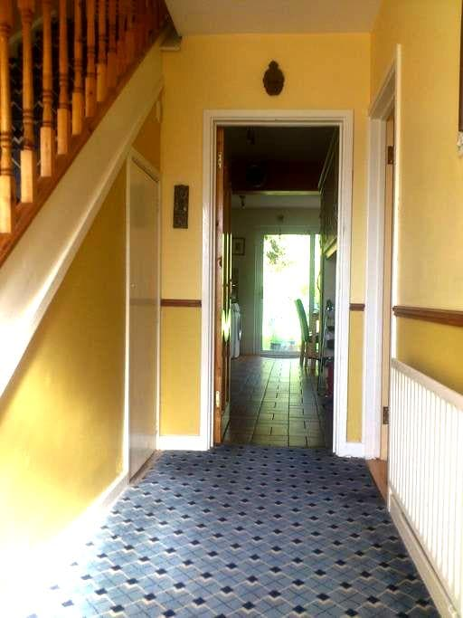 cosy double bedroom - Galway - Hus