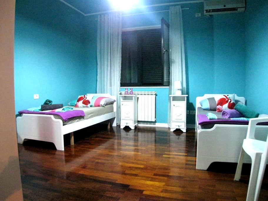 Cozy Room with Pleasant Lake View - Tirana