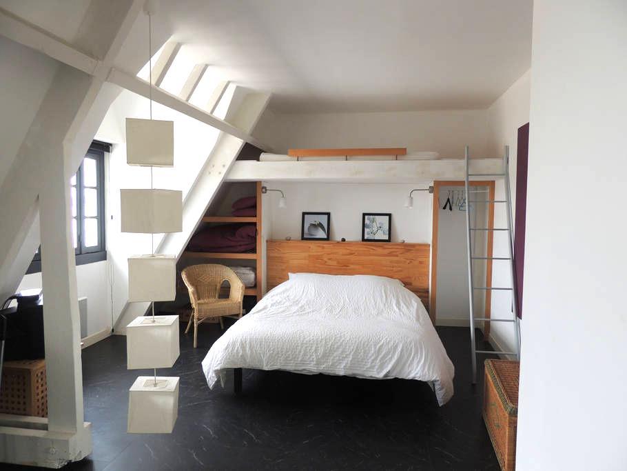 Studio Avec magnifique Vue sur mer - Crozon - Appartamento