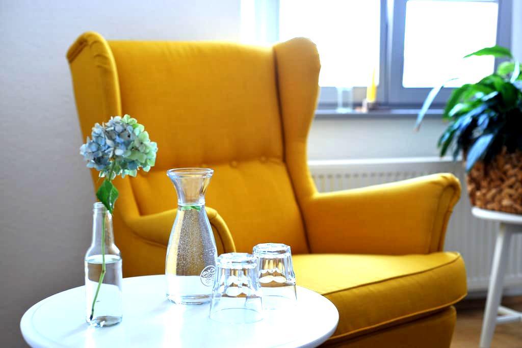 Top-Lage, tolle Aussicht, über 100 m² Wohlfühlen - Dresden - Apartment