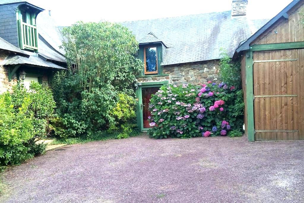 Belle maison au bord de la rivière - Saint-Senoux