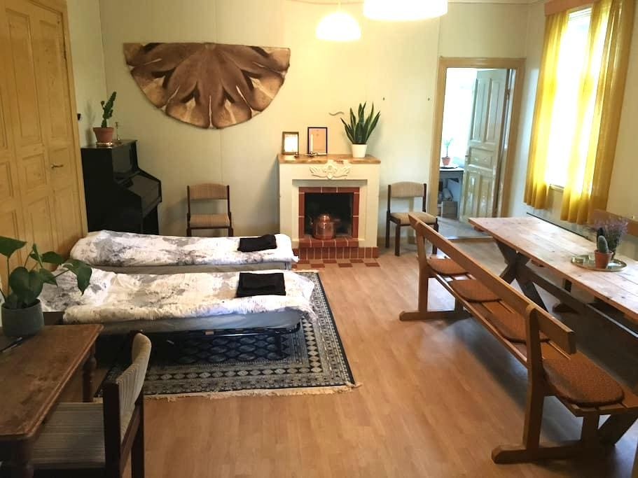 Popular simple living in Gnosjö - Gnosjö - Huoneisto