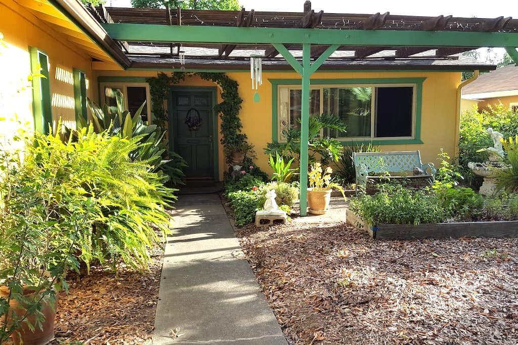 Serenity Retreat in Orangevale - Orangevale - Rumah