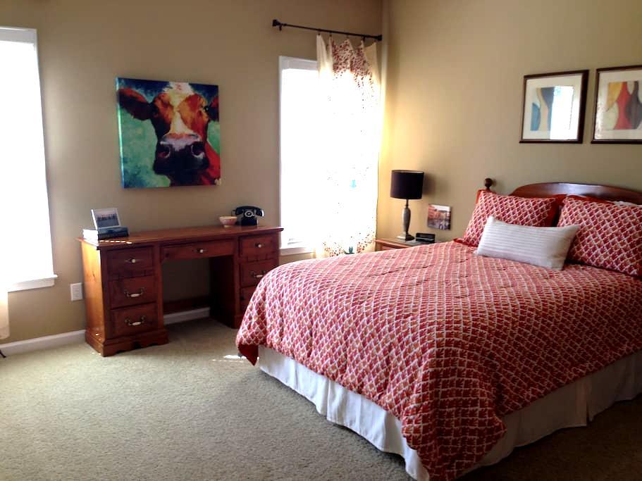 Spacious Room in Gated Neighborhood - Memphis - Rumah