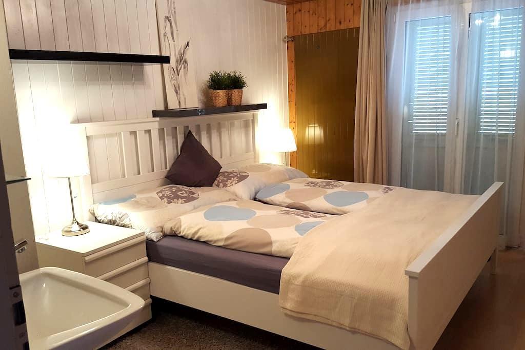 ÖV, Einkaufsmöglichkeit,Garten - Ettiswil - Bed & Breakfast