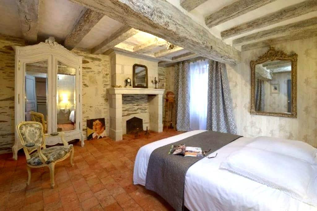 Maison ancienne de charme - Les Ponts-de-Cé - Talo