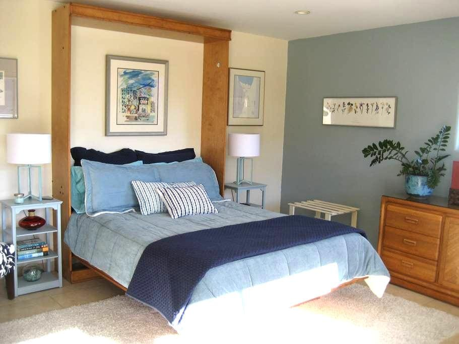 Lovely private guest apartment with views - Carmel Valley - Flat