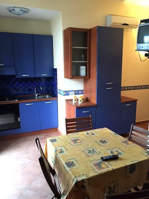 case vacanze Dario - Alcamo Marina - Lejlighed