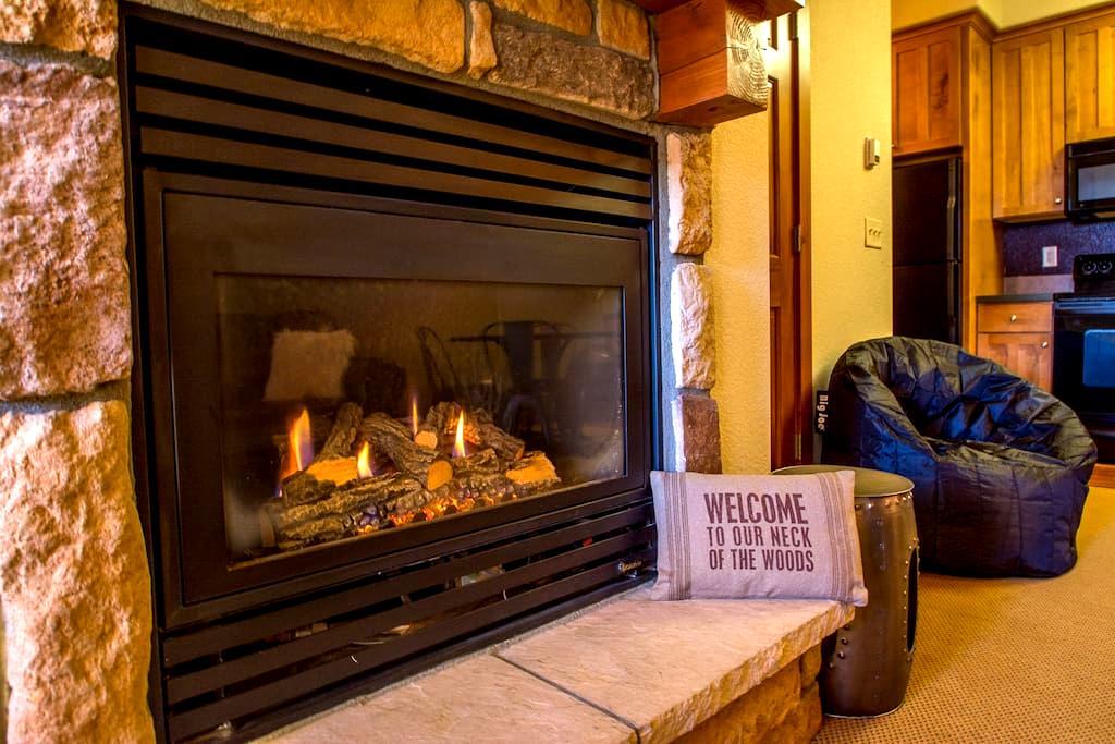 Slope Side Condo in Granby Ranch - Granby - Condomínio
