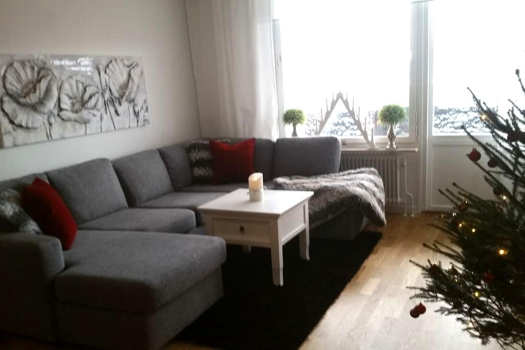 Lägenhet i toppskick - Nykvarn