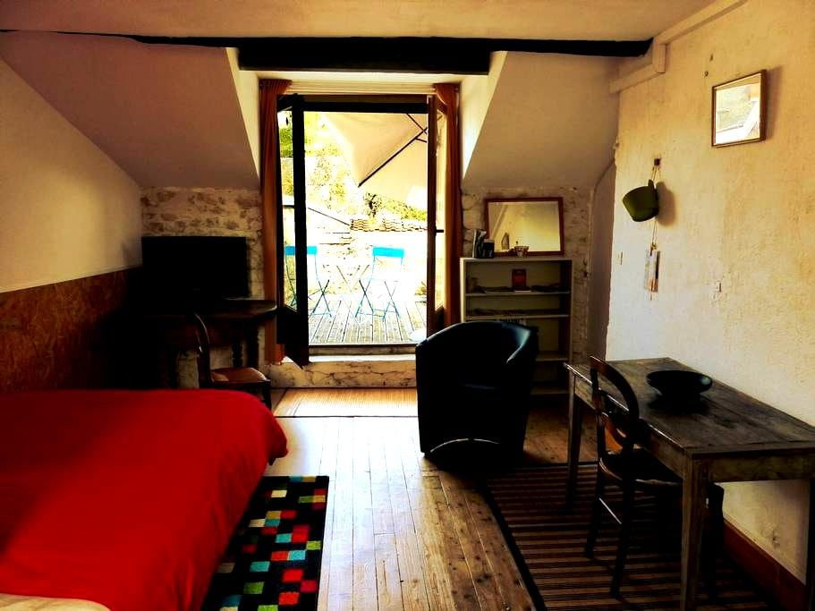 À  Rosette, en centre ville - Argenton-sur-Creuse - Haus