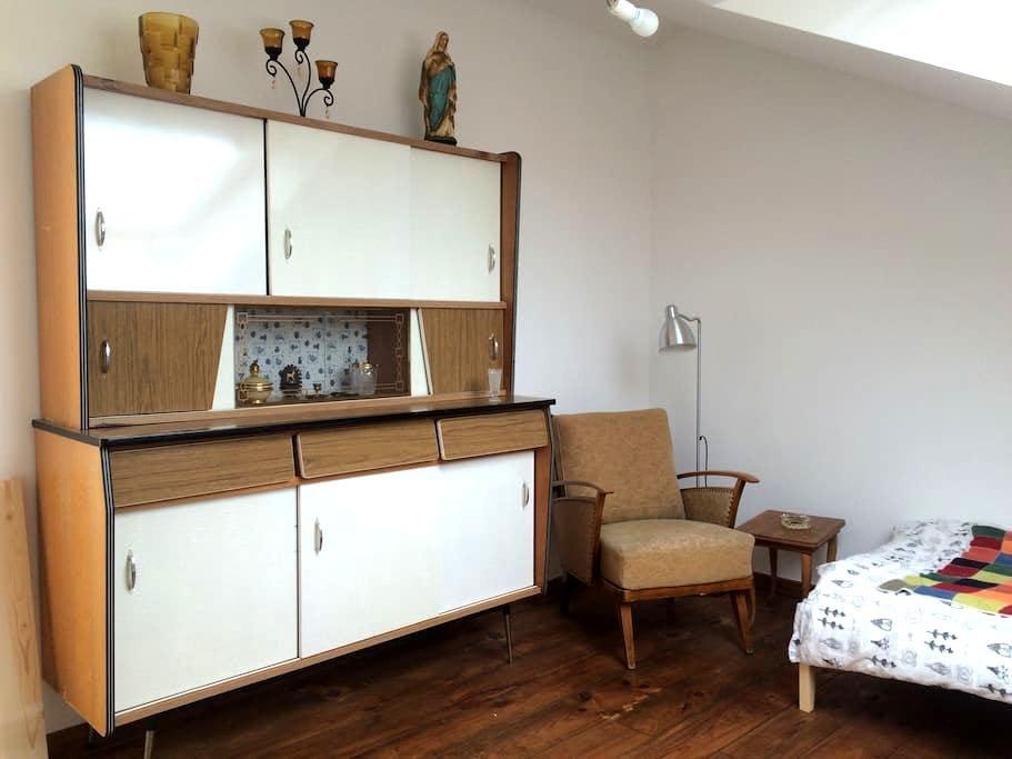 1 room in the center of Leuven - Louvain - Bed & Breakfast