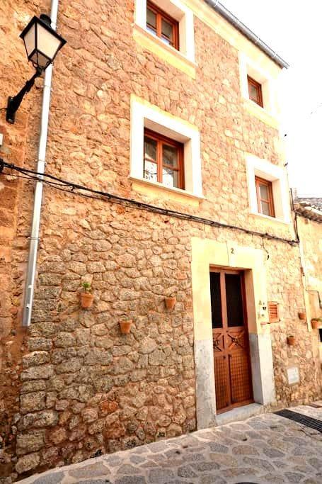 Beautiful house in Valldemossa - Valldemossa - House