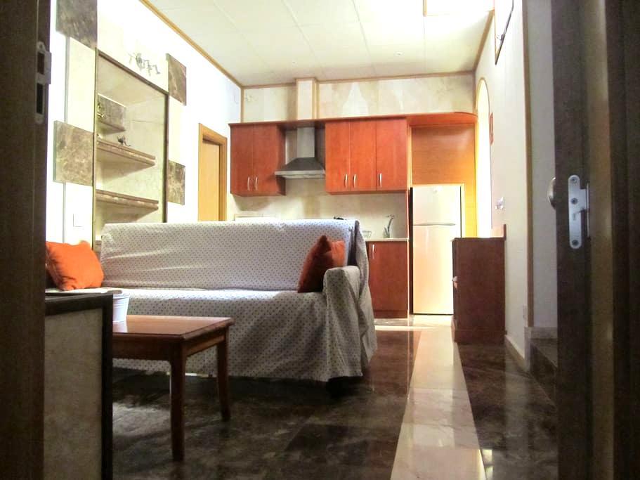 2 - Apart.turistico centrico  Plasencia - Plasencia - Apartamento