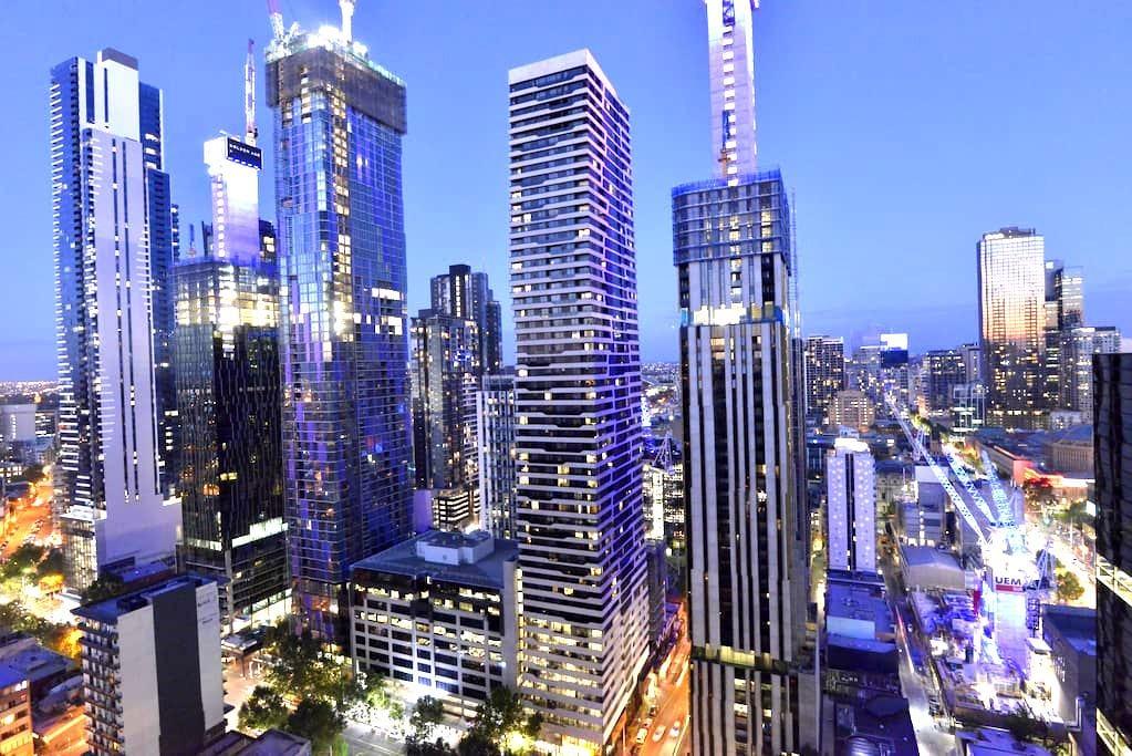 brand new skyline one bedroom - Melbourne - Appartement