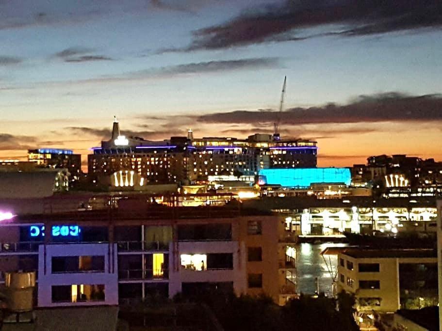 Darling Harbour View Apartment - Sydney - Pis