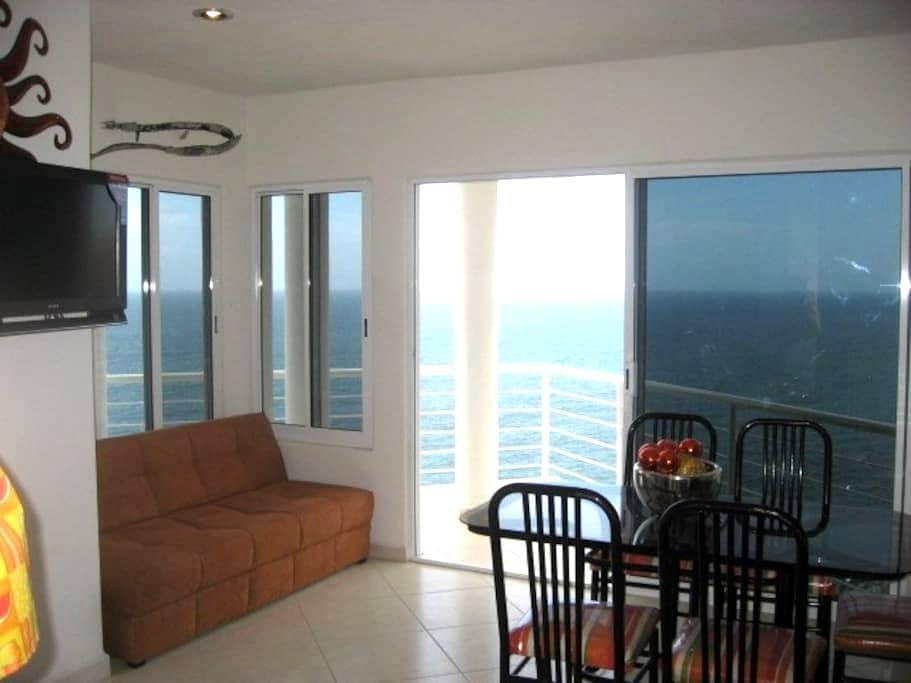 OCEAN VIEW APARTMENT, MODERN, CLEAN - Puerto Vallarta - Ortak mülk