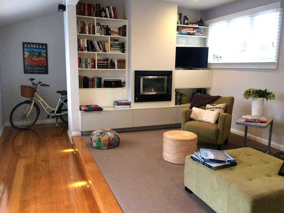 The Manse - with a twist ! - Devonport - Haus