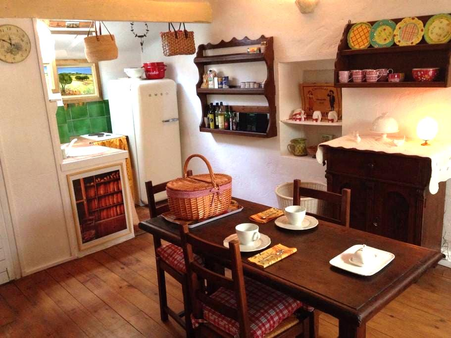 Charming Apartment with terrace - Saint-Paul-de-Vence - Apartament