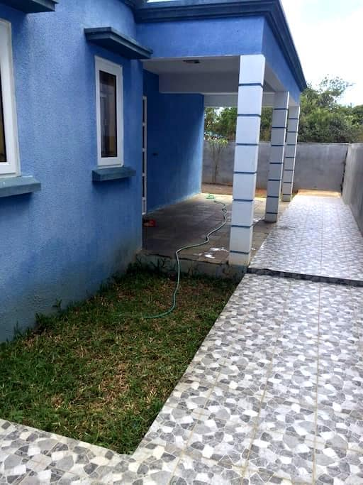 Villa à Flic en flac - Flic en Flac - Haus