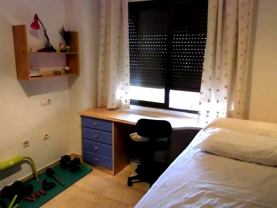 alquiler habitación todo el año - Alicante - Bed & Breakfast