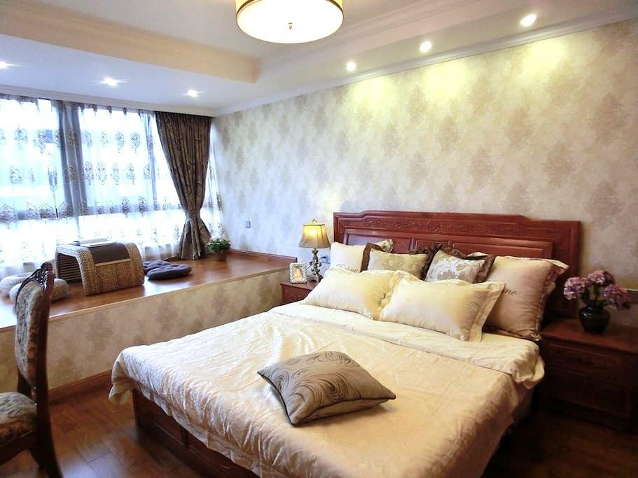 金山公园旁的花园别墅洋房带停车位Room2 - Fuzhou - Villa
