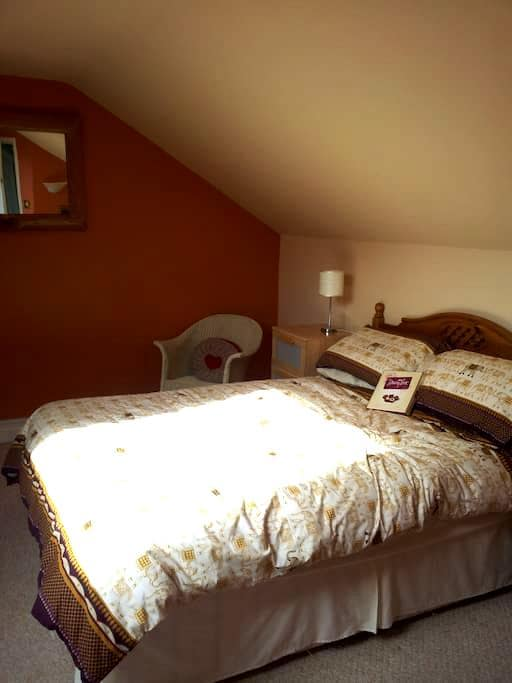 Torquay Double Room in quiet location. - Торки - Гестхаус