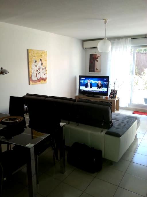 Appartement à Montpellier 60 M² Hôpitaux-Facultés - Μονπελιέ - Διαμέρισμα