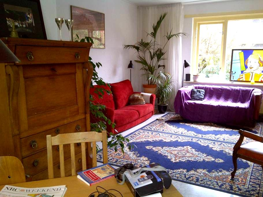 Cozy room in charming house. - Groningen - Pousada
