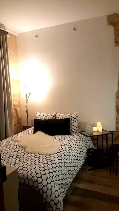 Renovated charmed studio in Saint Germain dès près - 巴黎 - 公寓