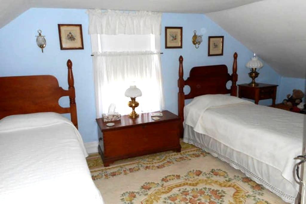 Knollwood Acres, Windham, New York - Windham - Bed & Breakfast