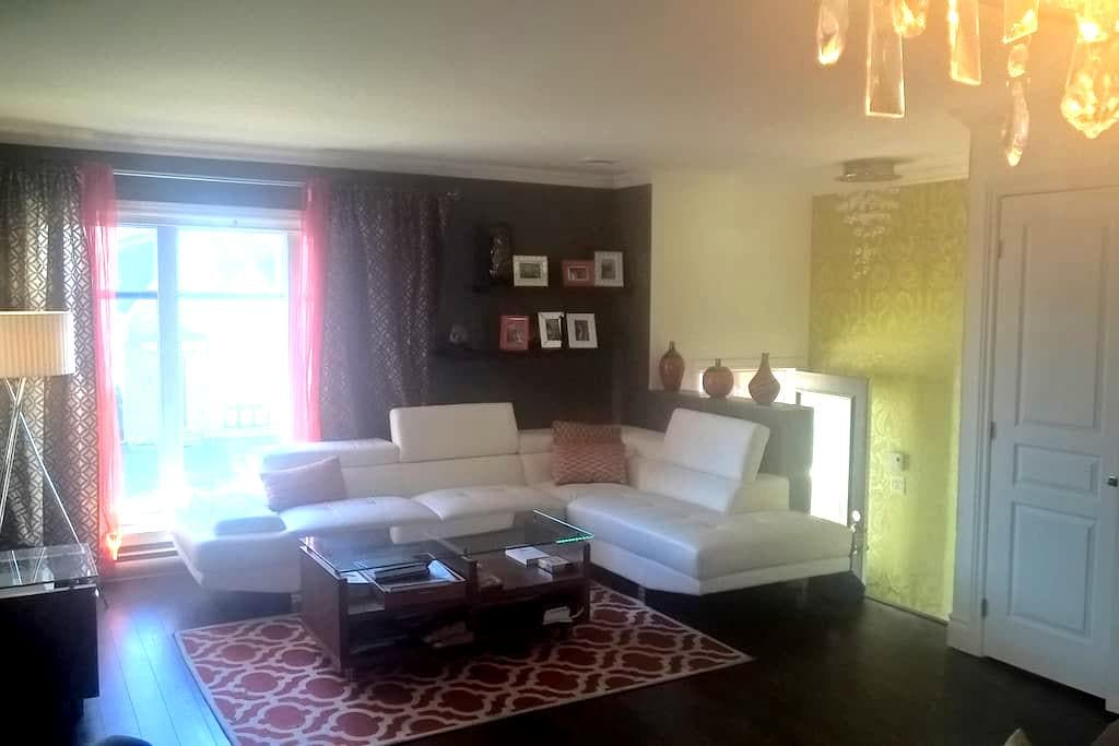 Warm & Cozy Condo at mini price ! - Ville de Québec - Apartemen