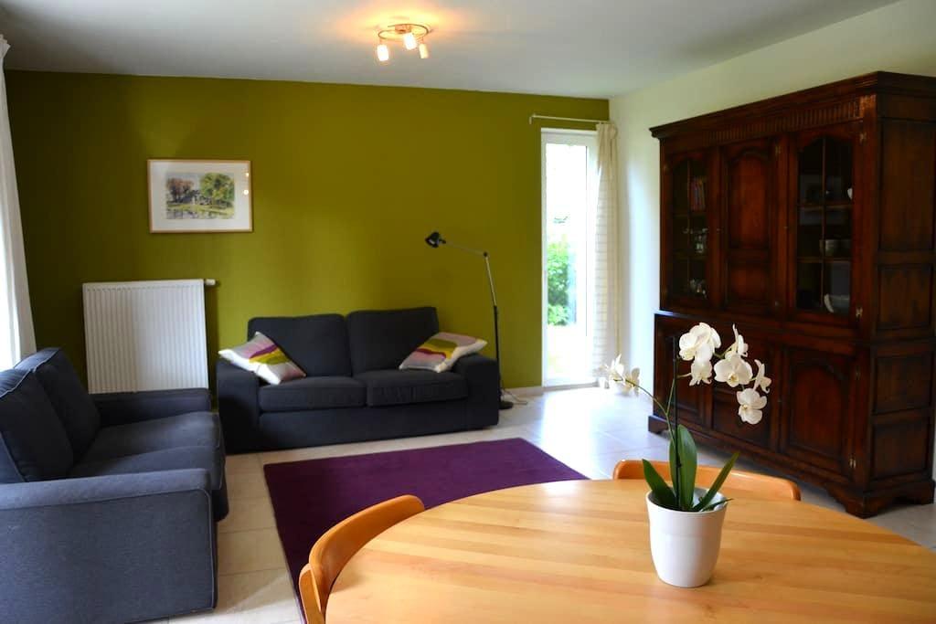 Appartement met tuin nabij Brussel - Vilvoorde - Társasház
