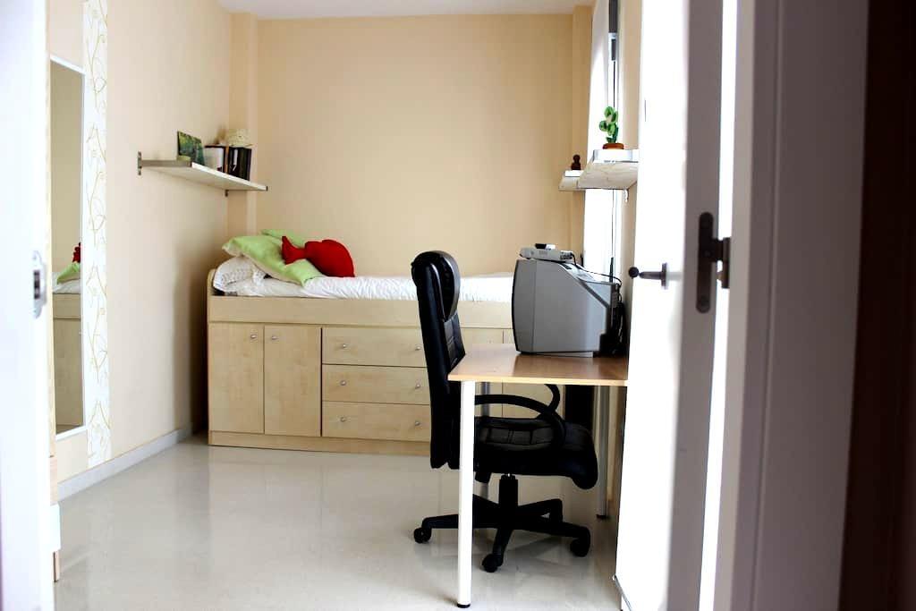 Cómoda y acogedora habitación - La Rinconada - Huis
