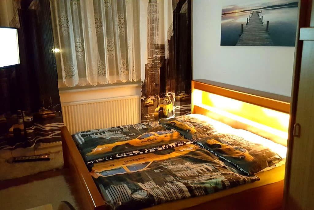 "Zimmer ""New York"" nahe City /Hbf - Sankt Pölten - Haus"