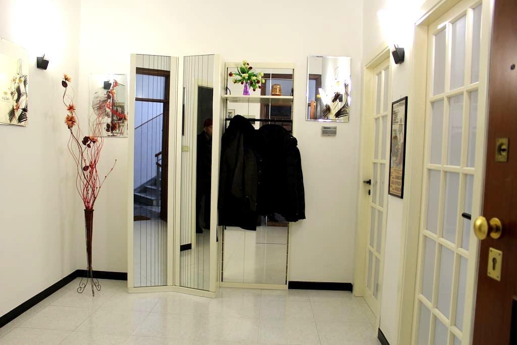Ampia camera matrimoniale in centro! - Lanciano
