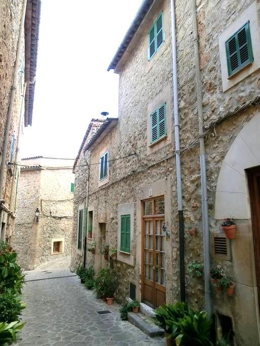 Beautiful house in Valldemossa. - Valldemossa - Hus