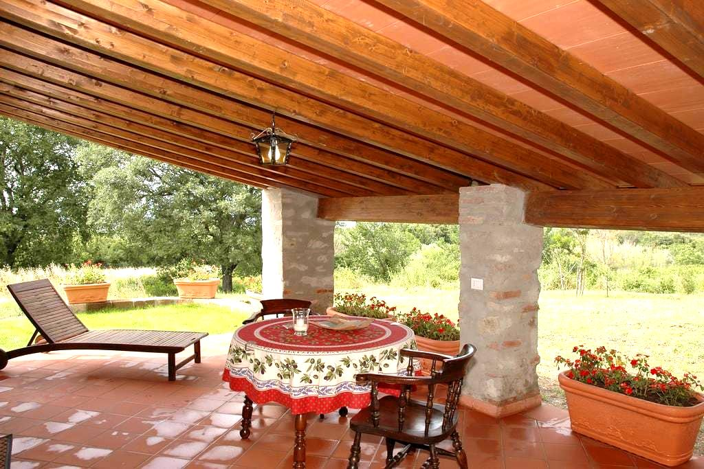 Lodge, 2 pers. 10 km from the se - Gavorrano
