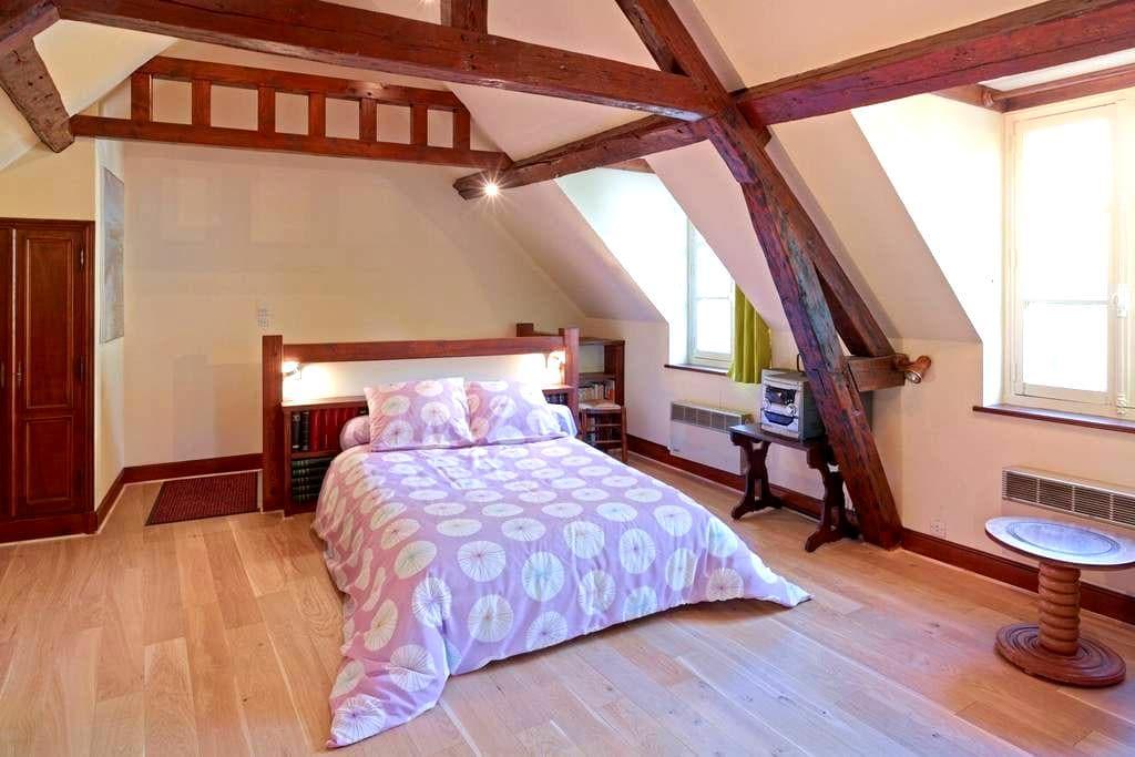 Studio meublé à St Valéry en Caux - Saint-Valery-en-Caux - บ้าน