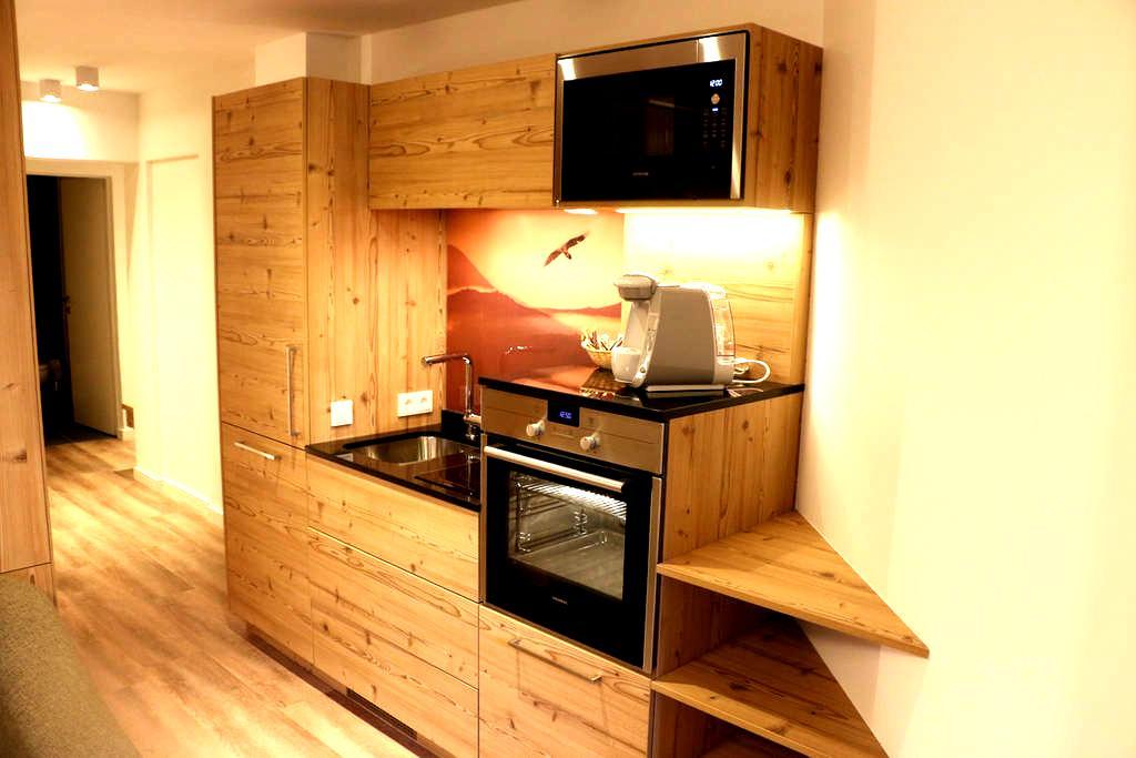 SonnenApartment mit Hammer Aussicht - Hinterglemm - Apartment