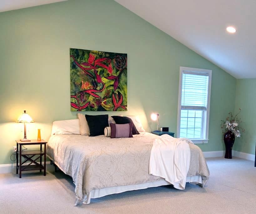 Spacious Downtown Guesthouse - Raleigh - Guesthouse