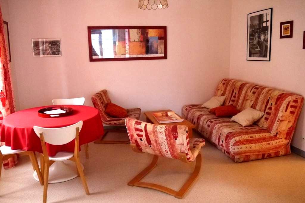 Beau 4 pièces au coeur de la ville - Mayenne - Apartamento