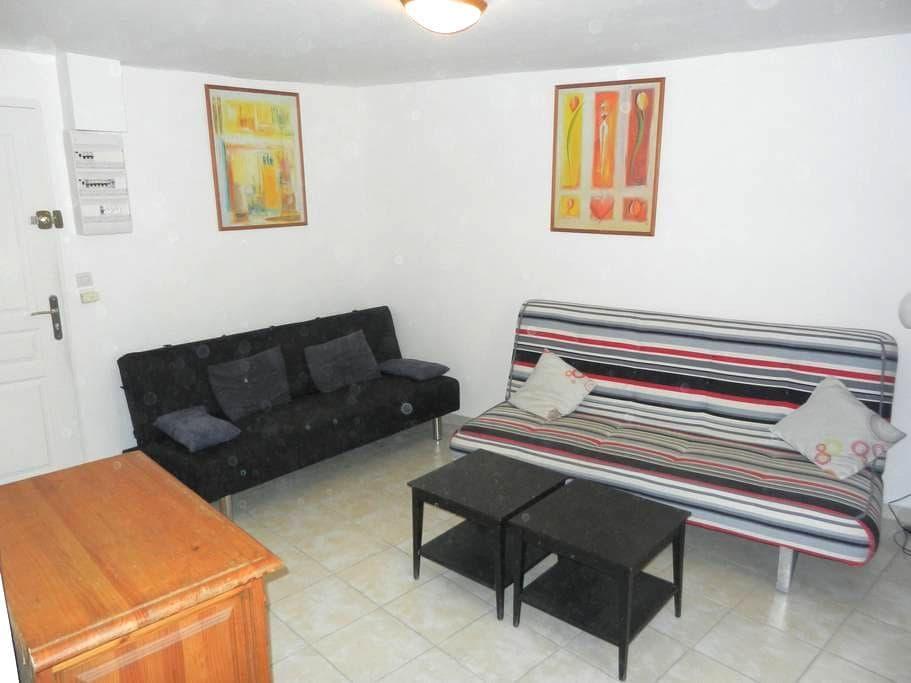 Studio meuble - La Motte - Wohnung