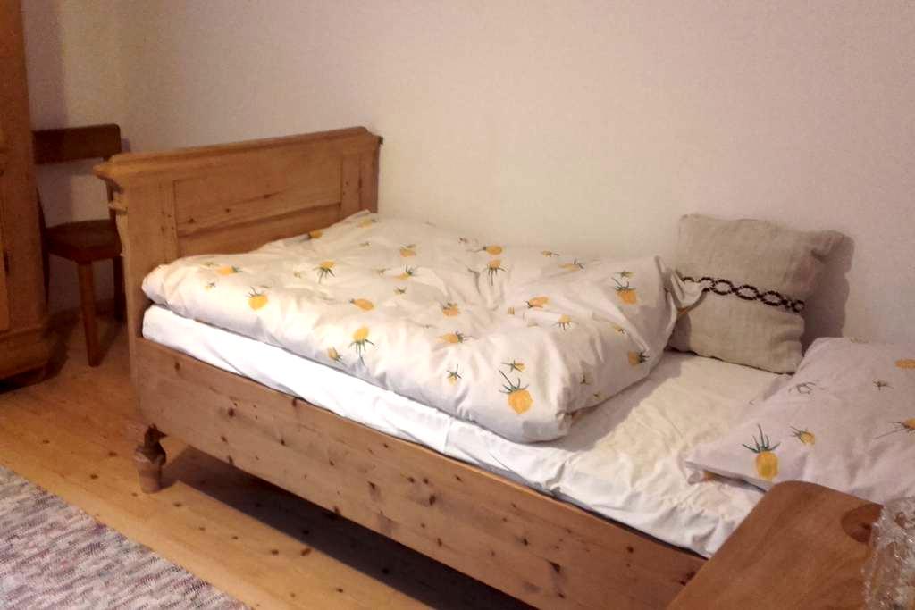 Einbettzimmer zu vermieten! - Gallspach
